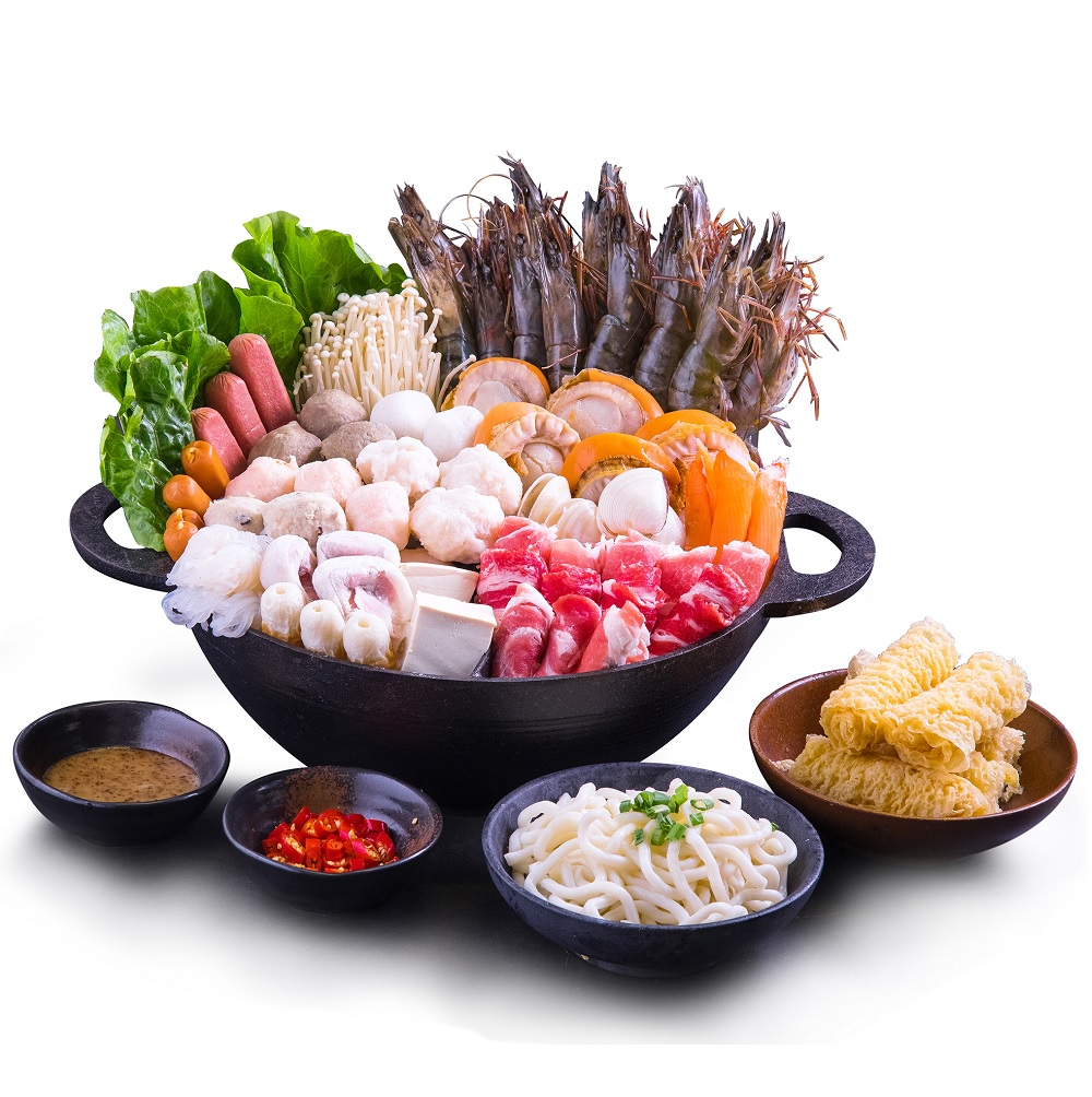 Bang For The Buck Hotpot Set (10-12persons)